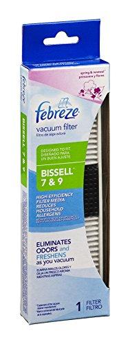 Febreze Vacuum Filter Bissell 7 & 9 front-138449