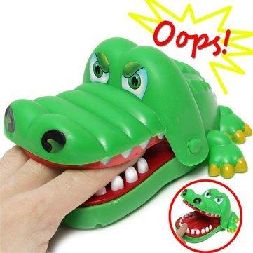 Alligator Lego Games