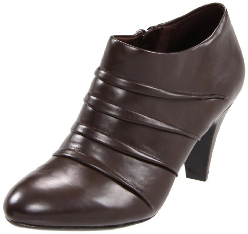 Naturalizer Women's Barrett Bootie,Brown,8.5 M US