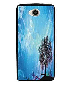 Techno Gadgets Back Cover for Intex Aqua Sense 5.0