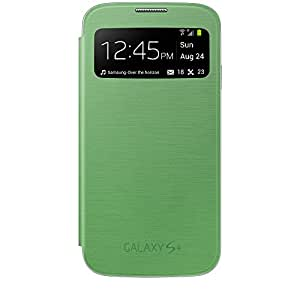 Samsung S View Premium Cover for Galaxy S4 - Lime