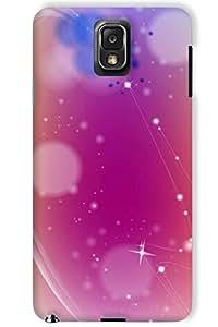 IndiaRangDe Case For Samsung Galaxy Note 3 N9000 N9002 N9005 Printed Back Cover