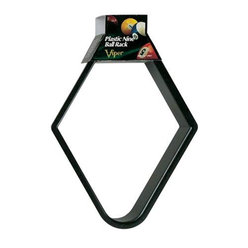 Read About Viper Billiard Ball Rack, Plastic 9 Ball