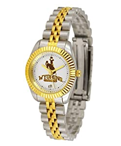 Wyoming Cowboys NCAA Executive Ladies Watch by SunTime