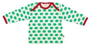 Loud + Proud - Camisa de manga larga con cuello redondo para bebé