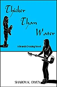 (FREE on 3/14) Thicker Than Water by Sharon K. Owen - http://eBooksHabit.com