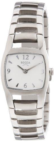 Boccia 3208-01 Titanium Ladies Watch