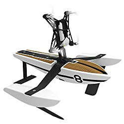 Parrot Mini Drone Hydrofoil Water Sky Dual Robot New Z (White) [Japan Genuine]