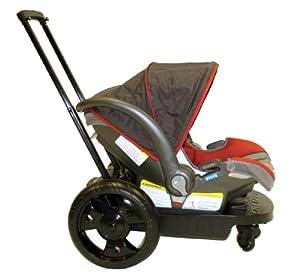Go-Go Babyz Travelmate Deluxe Cruizer, Black