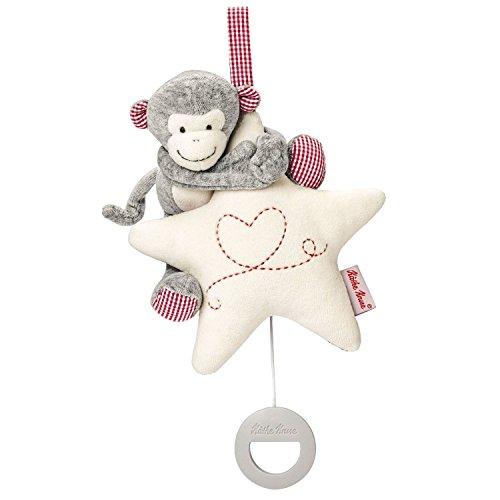 Kathe Kruse - Monkey Carlo Musical Pull Toy