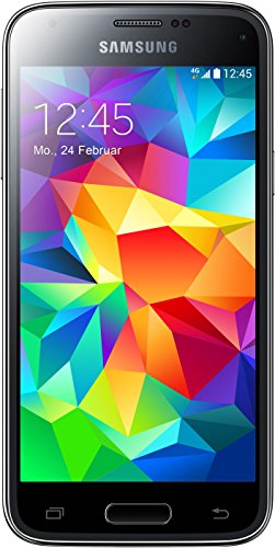 Samsung Galaxy S5 Mini G800F 16GB Unlocked Cellphone - International Version (Black) (Samsung Galaxy Mini S5 White Case compare prices)