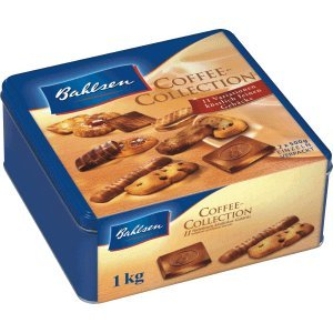 Bahlsen Gebäckvariation Coffee Collection VE=2x500g