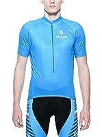 BIANCHI MILANO Maillot Ciclismo Edoardo (Azul)