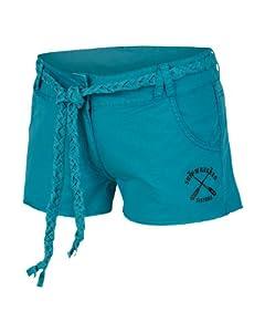 Bench, Pantaloni corti Donna Parsonage Garden, Blu (biscay bay), S