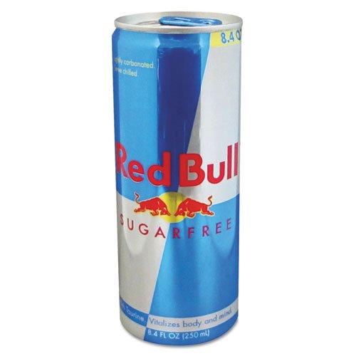 Red Bull - Energy Drink, Sugar-Free, 8.4 Oz Can, 24/Carton 122114 (Dmi Ct