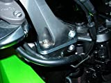 BEET(ビート) ハンドルUPスペーサー(12mmUPブラック)Ninja1000 11~14 0418-KB1-52