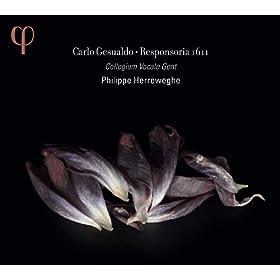 Gesualdo: Responsoria 1611