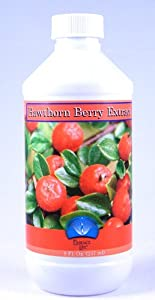 Hawthorn Berry Extract- Natural Heart Health