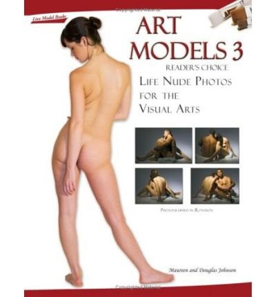 Art Models 3: Life Nude Photos for the Visual Arts (Art Models) (CD-ROM) - Common