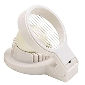Kitchen Craft Heavy Duty Plastic Egg Slicer
