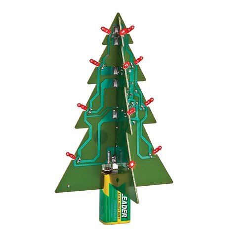 Prelit Art Christmas Trees - DCI LED Motherboard Christmas X-Mas Tree