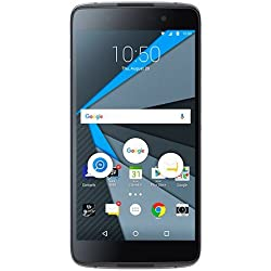 BlackBerry DTEK50 - Unlocked Phone - Carbon Grey (U.S. Warranty)
