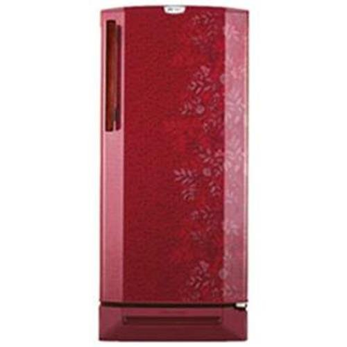 Godrej RD Edge Pro 210 PDS 5.1 Direct-cool Single-door Refrigerator (210 Ltrs, 5 Star Rating, Lush Wine)