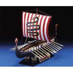ミニオールドタイプシップス バイキング船