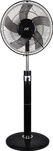 SPT SF-1670M Outdoor Misting Fan, 16-Inch