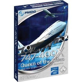 747-400 Queen Of The Skies Flight Simulator - Standard Edition