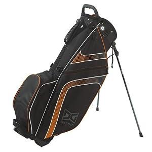 Buy Datrek Go-Lite 14 Stand Bag - Orange Black White by Datrek