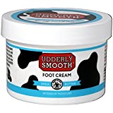 Udderly Smooth Foot Cream, Shea Butter, 8 Ounce