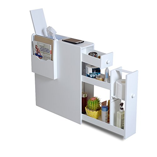 top 5 best tight space bathroom organizer for sale 2016 product boomsbeat. Black Bedroom Furniture Sets. Home Design Ideas