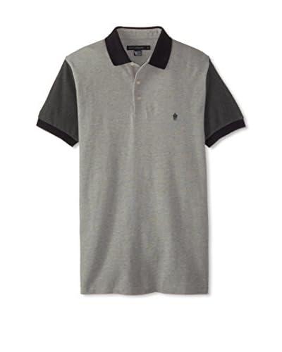 French Connection Men's Photon Pique Contrast Shirt