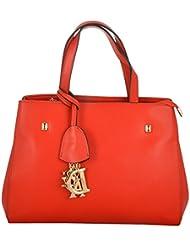 Gouribags PU Handbag (Black) - B01BPDDFYI