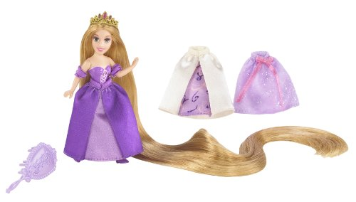 Buy Low Price Mattel Disney Tangled Featuring Rapunzel Fashion Play Doll Figure (B003OUVUDE)