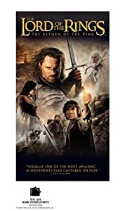 The Lord Of The Rings - The Return Of The King [VHS]