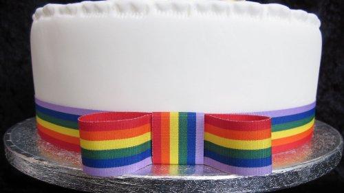 Karens-Cake-Toppers-Dcoration-de-gteau-Motif-licorne-et-toiles-multicolores-Pour-petit-gteau-ou-cupcake