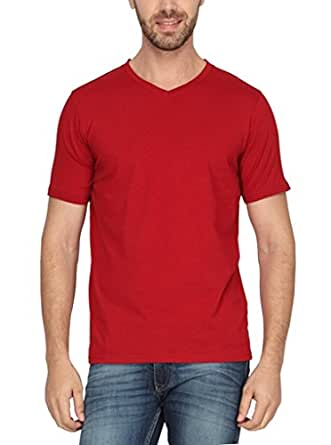 Proline mens maroon t shirt clothing accessories for Maroon t shirt for men