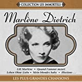 Les Plus Grandes Chansons (Frn)by Marlene Dietrich