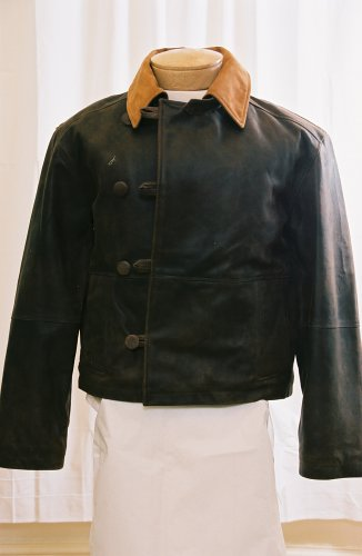 "Buy Men's ""Essential"" Leather Jacket"