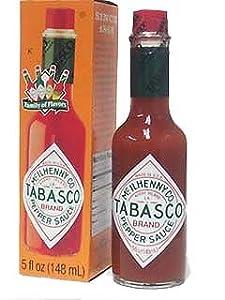 Tabasco Brand Pepper Sauce - Original Red 5oz by McIlhenny Company