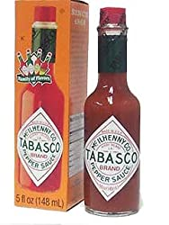 Tabasco Pepper Sauce Red - 5 oz
