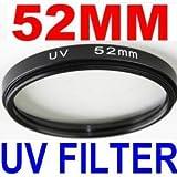 Neewer 52Mm Uv Filter Lens For Nikon D40 D5000 D40X D60 52 Mm