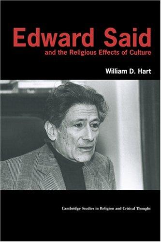 Orientalism Edward Said