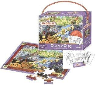 Madeline Puzzle Plus Activity Set: 63 Pcs by Briarpatch, Thomas