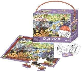 Madeline Puzzle Plus Activity Set: 63 Pcs by Briarpatch, Thomas
