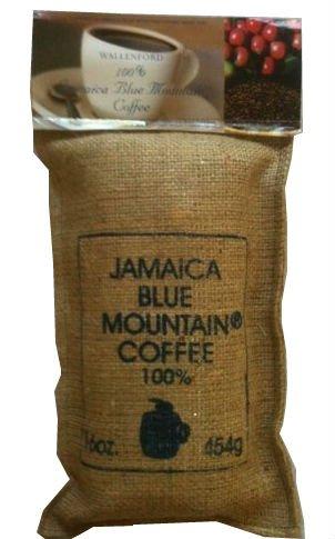 Jamaica Blue Mountain Coffee , Certified 100%