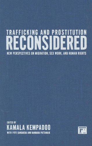 prostitution reconsidered With tourism accounting for approximately thirty percent of the caribbean's gdp and twenty-four percent of employment, a link between the sex trade and the tourism industry has gained recent attention shifts in global production, an increase of disposable income for pleasure and recreation, and a desire by north.