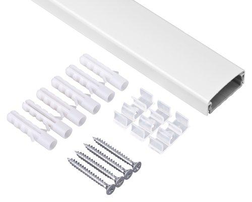Lcd Fernseher Verkleidung :  Computer Lampen Aluminium Abdeckung LED, Plasma oder LCD Fernseher